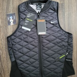 Nike Aerolayer Thermore Running Gilet Vest XS